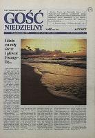 Gość Niedzielny, 1997, R. 74, nr42