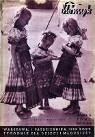 Płomyk : tygodnik ilustrowany dla dzieci i młodzieży 1938 R.23 T.I nr 5