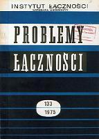 Diagnostyka sterowanych programowo urządzeń telekomunikacyjnych. Problemy Łączności, 1975, nr 133 - Kowalik, Ryszard