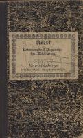 Genossenschafts-Vertrag (Statut) des Lebensmittel-Magazins in Karwin als registrirte Genossenschaft mit beschränkter Haftung = Statut Karwińskiego towarzystwa magazynowego, dostarczającego członkom artykułów żywności, stowarzyszenia zarejestrowanego z ograniczoną poręką, [1893]