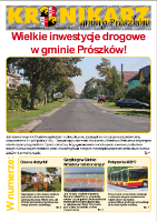 Kronikarz Gminy Prószków 2018, nr 10. - Sobotkiewicz, Karolina. Red. nacz.