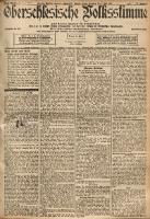 Oberschlesische Volksstimme, 1901, Jg. 26, Nr. 154