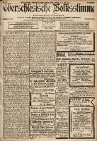 Oberschlesische Volksstimme, 1901, Jg. 26, Nr. 153 [Zweites Blatt]