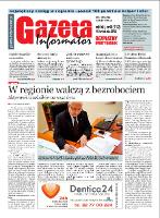 Gazeta - Informator. R. 7, nr 8 (112). - Burek, Ireneusz. Red. nacz.