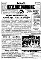Mały Dziennik 5 Groszy., R.1, nr 64 (20 lipca 1935)