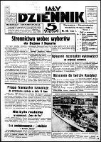 Mały Dziennik 5 Groszy., R.1, nr 58 (14 lipca 1935)